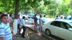 В Казахстане неизвестные напали сегодня на полицейское управление и департамент Комитета национальной безопасности в Алма-Ате.