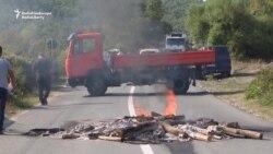Blockade Hinders Vucic's Kosovo Visit