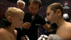 Outrage Over Child MMA Match In Chechnya