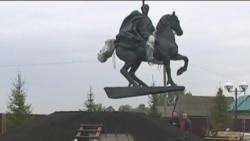 Шәйморатов генералга һәйкәл куелды