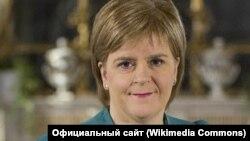 Первый министр Шотландии Никола Стёрджес
