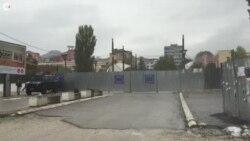 """Ura e """"barrikaduar"""" në Mitrovicë"""