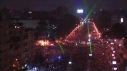Протесты в Египте