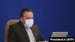 Махмуд Ваези, шеф на кабинетот на иранскиот претседател во заминување Хасан Рохани