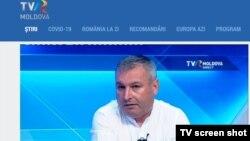 Nicolae Furtună la TVR Moldova