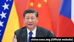 Китайский лидер Си Цзиньпин