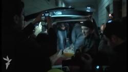 Özünü yandırmış Qarabağ əlili vəfat etdi