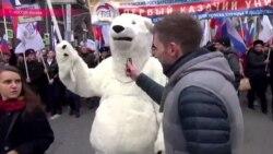 """""""На Россию все всегда нападают"""" - опрос НВ"""