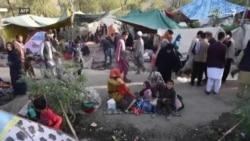 لسګونه افغانان له ناامنیو کابل ته کډه شوي