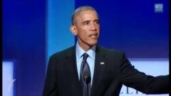 Obama: Azərbaycanda QHT-lərin fəaliyyətinə inanılmaz əngəllər yaradılır