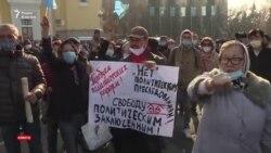 «Реформам — да, репрессиям — нет». Хроника протеста в Алматы