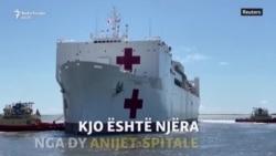 Anijet-spitale në SHBA
