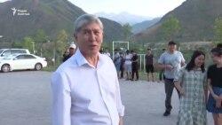 Защита Атамбаева. Хронология событий в Кой-Таше