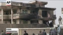 Катастрофа турецкого военного вертолета в Кабуле
