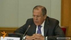 ՌԴ արտգործնախարարն «անթույլատրելի է համարում Գյումրիի ողբերգության քաղաքականացումը»