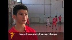 Bosnian Soccer Prodigy Weighs European Options