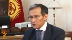 Interview: Kyrgyzstan's New Prime Minister
