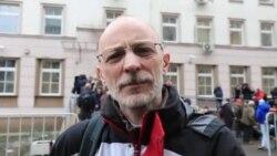 """Дмитрий Борко о приговоре """"узникам Болотной"""""""
