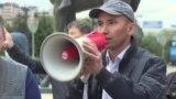 Против «продажи земли» и «экспансии Китая». Митинг в Алматы
