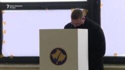 Вонредни избори на Косово - гласање