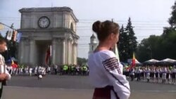 Moldova Celebrates Independence Day