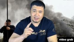 Activist Tilekmat Kudaibergenov