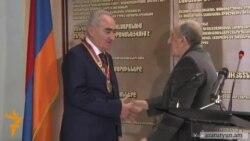 Նոր պաշտոն Գալուստ Սահակյանին