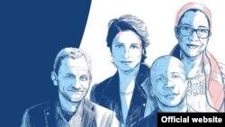 نسرین ستوده، و سه برنده دیگر جایزه «زندگی درست» سال ۲۰۲۰