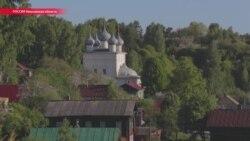 Как российский город после аннексии Крыма решил поменять одну область на другую (видео)