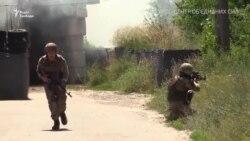 Украина отвела войска от одной из позиций в окрестностях Станицы Луганской (видео)