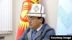 Kanybek Imanaliev (file photo)