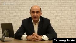 Глава «Просвещенной Армении» Эдмон Марукян.