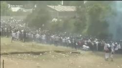 Etiopija: U metežu na protestu više desetina mrtvih