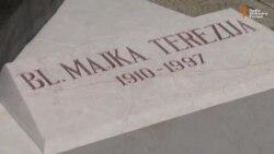 Sarajevo: Otkriven kip Majke Terezije
