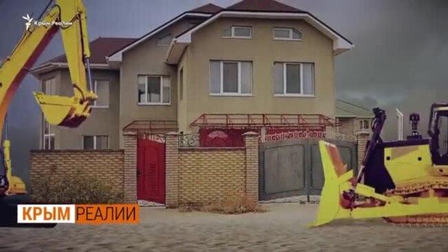 Отобрать землю у крымчан – трасса важнее?   Крым.Реалии ТВ (видео)