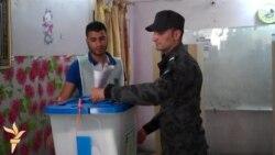 بغداد: الإقتراع الخاص