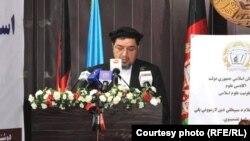 عطاالرحمان سلیم، معاون شورای عالی مصالحه ملی افغانستان