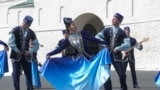 Танцоры выступают на праздновании Дня города в Казани. 30 августа 2020 года.