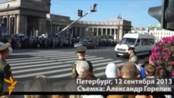 Крестный ход на Невском