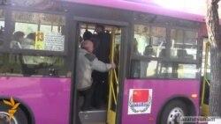 Ձմռան ցուրտ օրերին հնարավոր է գծատերերը հրաժարվեն դուրս գալ Երեւանի փողոցներ