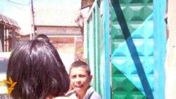 Mjerim në lagjet e komunitetit rom