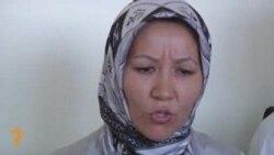مرشحة للإنتخابات الأفغانية