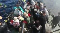 """Панихида по погибшим на """"Онеге"""""""