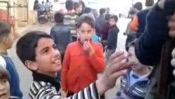 Ассад режимига қарши курашаëтган ўзбекистонлик