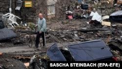 خسارات ناشی از سیلابها در جرمنی