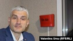 Vicepreședintele Platformei DA, Alexandru Slusari.