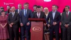 Заев - Законот за јазици го затвора последното отворено прашање од Охридскиот договор