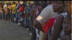 Гуманитарная катастрофа в республике Гаити