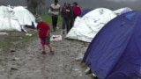 Hundreds Stranded In Macedonian Mud