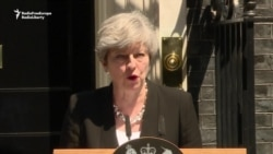 May Condemns Terrorist Attack On London Mosque